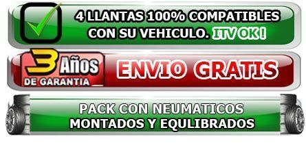 pack neumaticos